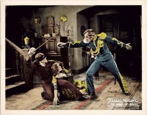 The Mark oz Zorro lobby card