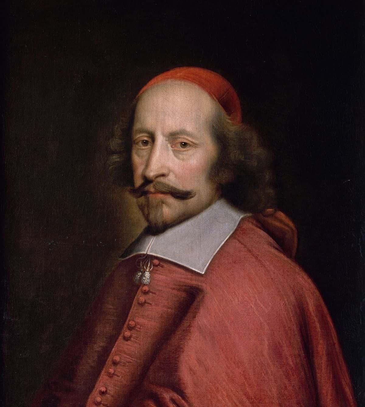 Cardinal Mazarin by Pierre Mignard (Musée Condé)