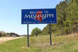 Mississippi on my mind