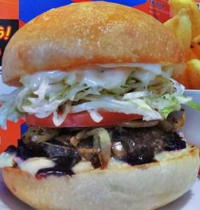 Van Helsing Best Burger in Toowoomba