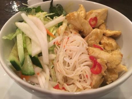 Viet Cafe Lemongrass Chicken