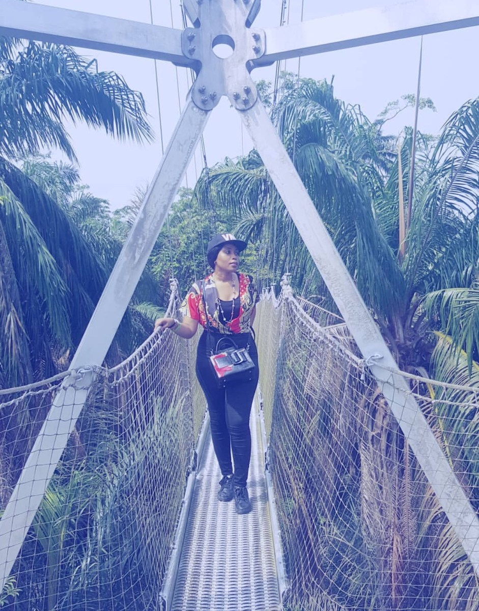 Experiencing The Longest Canopy Walkway In Africa - Lekki Conservation Centre Lagos, Nigeria