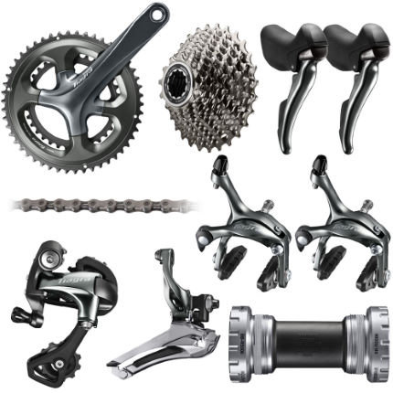 Shimano-Tiagra-4700-Groupset-10-Speed-Groupsets-Black-DNU