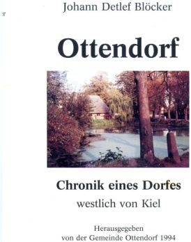 Umschlag Chronik Ottendorf