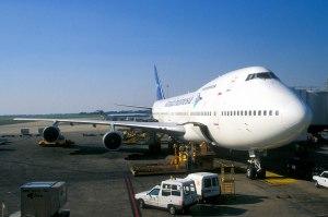 Garuda Indonesia Boeing 747-200
