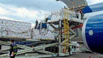 pengiriman barang udara