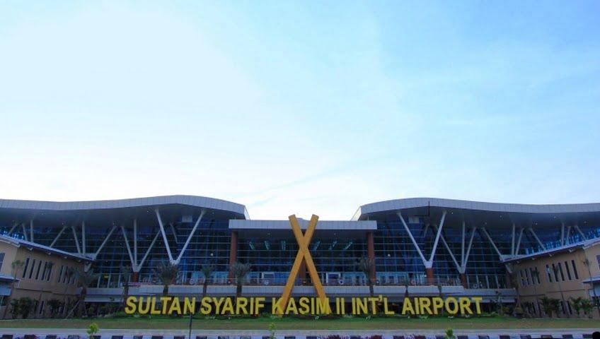 Bandara-Sultan-Syarif-Kasim-II