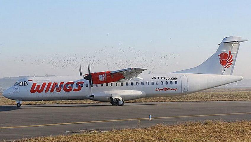 Wings Air ATR 72-600