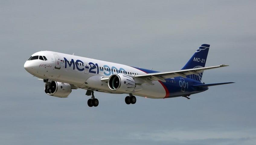 Ikuti China, Rusia Luncurkan Pesawat untuk Saingi Airbus dan Boeing