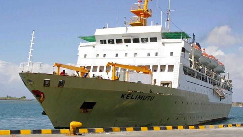 Incar Sektor Wisata, Pelni akan Modifikasi KM Kelimutu Menjadi Cruise