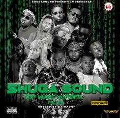 mixtape dj wadup x shugasound shugasound top music mixtape volume 2