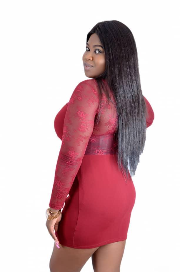 Nollywood Actress Akhigbe Diana Elizabeth Glows In New Photos