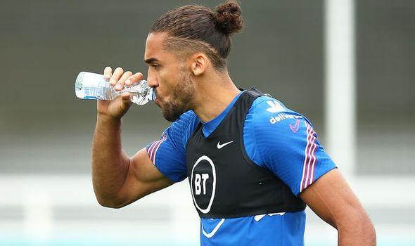 arsenal interested in signing everton striker dominic calvert lewin