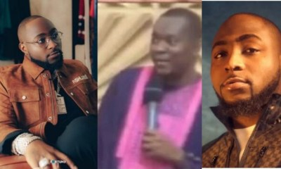davido reacts to pastors prophecy says god will expose and deal with wickedness around him