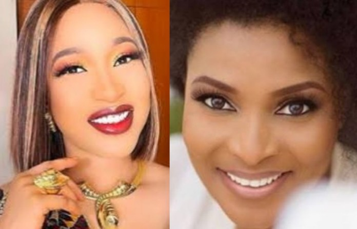 tonto dikeh remembers ibidun ighodalo on the anniversary of her death reveals how she tried to support her 1