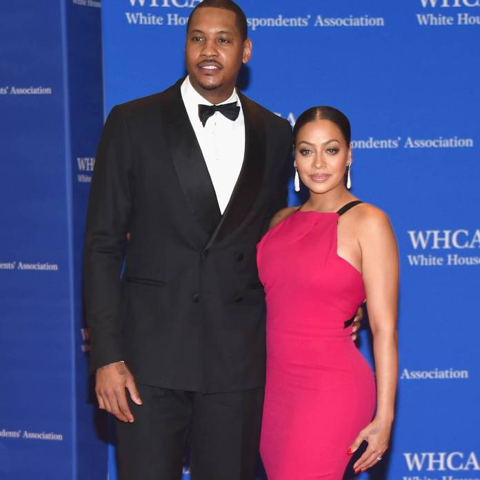 woman reveals why carmelo anthony and lala anthony filed for divorce