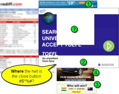 Rediff messes up online ads