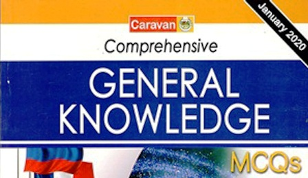 Caravan General Knowledge Book