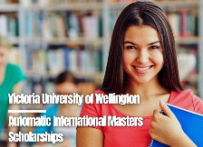 Victoria University of Wellington Scholarship
