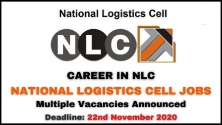 NLC Jobs 2020