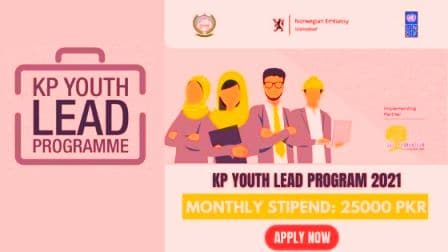 KP Youth LEAD Programme 2021