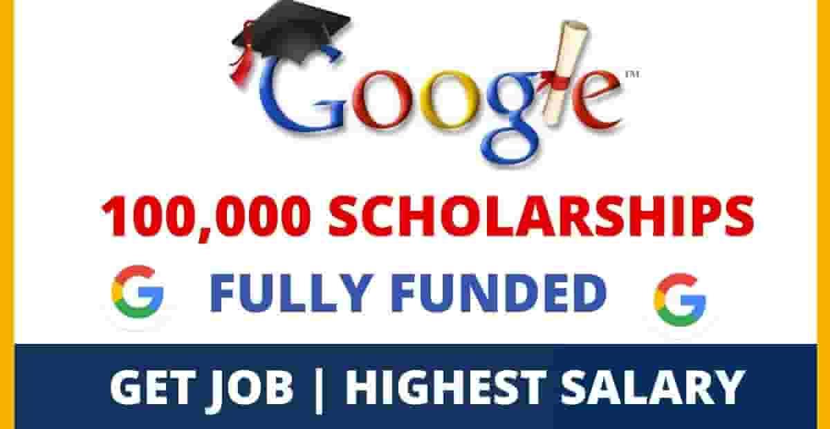 Google Scholarships 2021