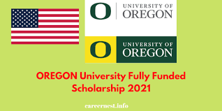 University of Oregon Scholarship
