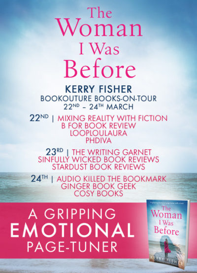 BOOK REVIEW: The Woman I Was Before by Kerry Fisher