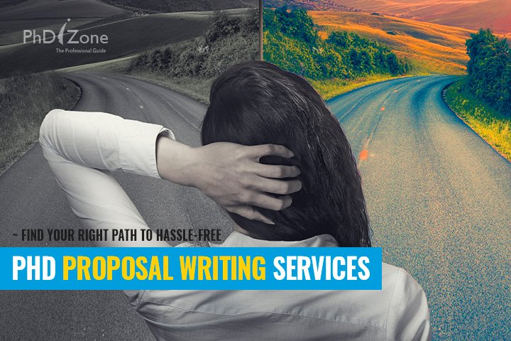 phd proposal writing services