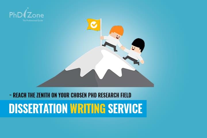 PHD Dissertation Writing Service