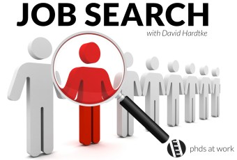 PhDs 005: Job Search – with David Hardtke