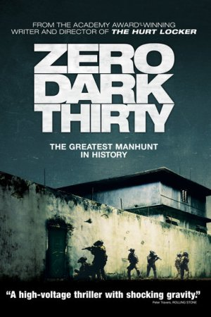 Day 4.3 Zero dark thirty