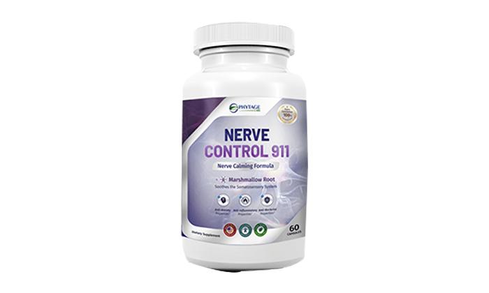 Nerve Control 911 Review