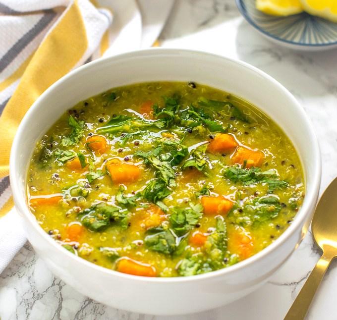 Keto detox soup results