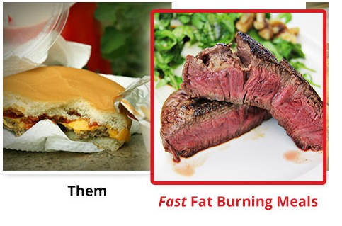 fast fat burning foods recipes