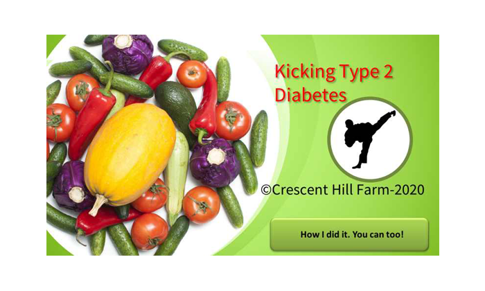 Kicking Type 2 Diabetes review