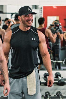 Massthetic Muscle creator