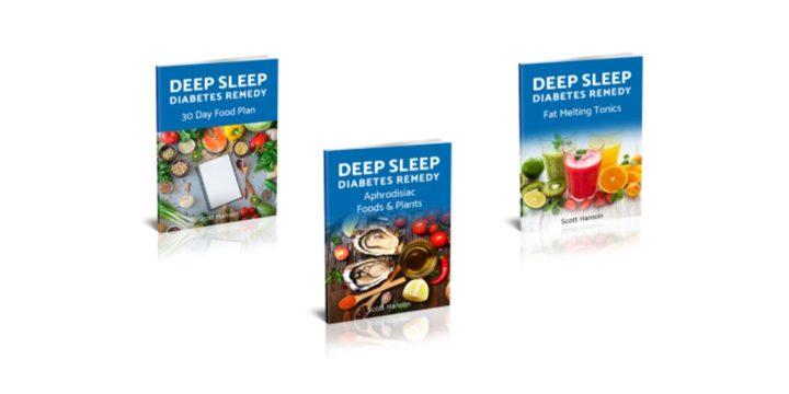 Deep Sleep Diabetes Remedy bonuses