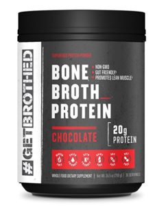 GetBrothed Bone Broth Protein