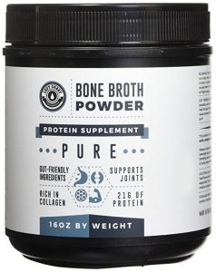 Left Coast Performance Bone Broth Powder