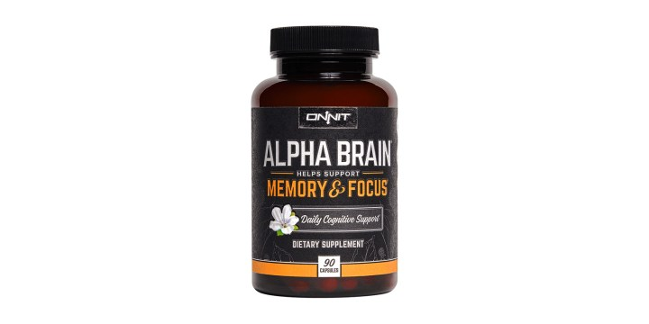 Onnit Alpha Brain Supplement review