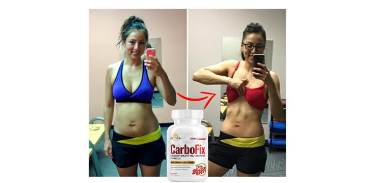 carbofix before after