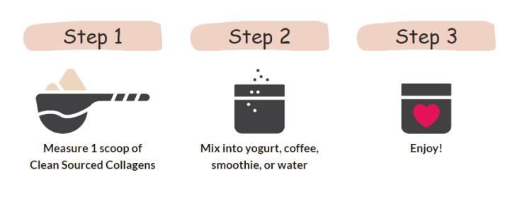 Organixx Collagen-Steps
