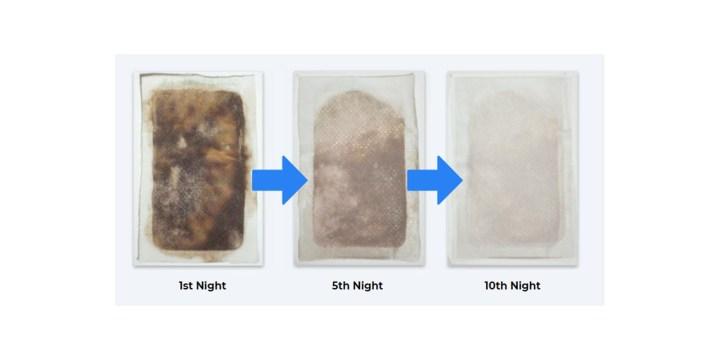 Nuubu 10 Days Detoxication Program-Before & After