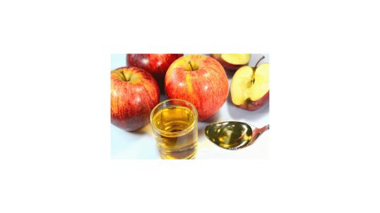 The ACV Secret Ingredients -Apple cider vinegar