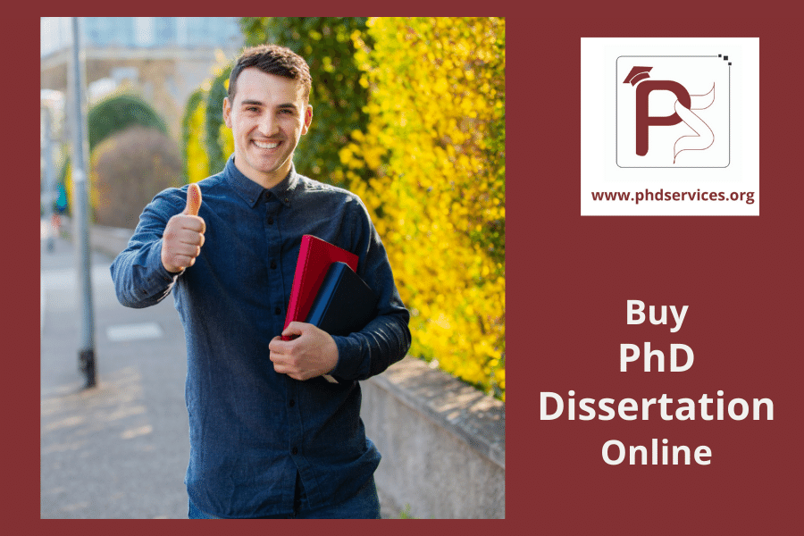 Buy PhD dissertation online from experts