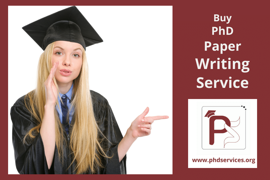 Buy phD paper writing service for Research scholars
