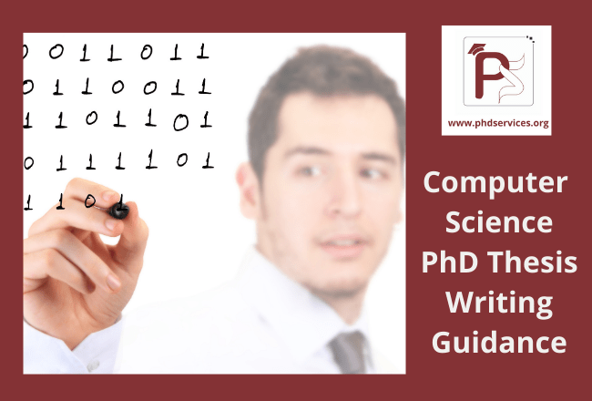 Computer science PhD thesis guidance for scholars
