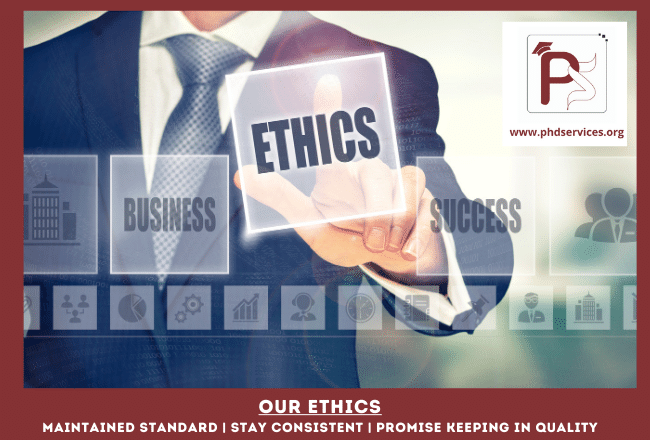 Our Ethics Explained
