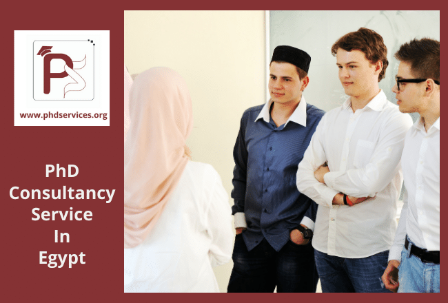 PhD consultancy Services in Egypt for research scholars